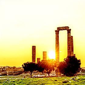 Kuwait to Amman