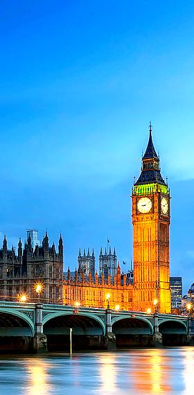 Hotels in London